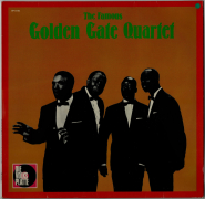 The Golden Gate Quartet - The Famous Golden Gate Quartet (LP, Vinyl) (gebraucht G-)