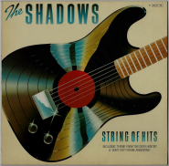 The Shadows - String Of Hits (LP, Album) (gebraucht VG)