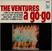 The Ventures - À Go-Go (LP, Album) (gebraucht G-)