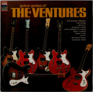 The Ventures - Guitar Genius Of The Ventures (LP, Album) (gebraucht G-)