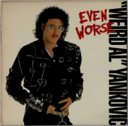 Weird Al Yankovic - Even Worse (LP, Album) (gebraucht)