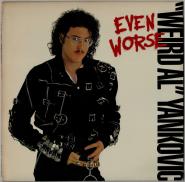 Weird Al Yankovic - Even Worse (LP, Album) (gebraucht VG)