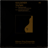 Wiener Ring Ensemble - Goldener 3/4 Takt (2LP, Album) (gebraucht VG)