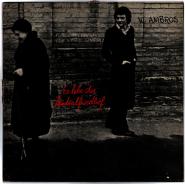 Wolfgang Ambros - Es lebe der Zentralfiedhof (LP, Album) (gebraucht G-)