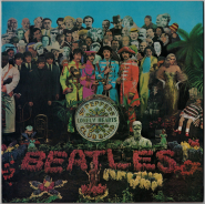 Beatles - Sgt. Peppers Lonely Hearts Club Band (LP, Japan, Gat.) (gebraucht)