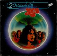 Yes - 2 Originals Of Yes (2LP, Gatefold, Album) (gebraucht VG-)