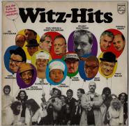 VARIOUS - Witz-Hits (LP, Comp., Vinyl) (gebraucht VG-)