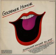Various - Goldener Humor (2LP, Comp., Club Ed.) (gebraucht VG)
