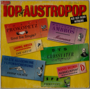 VARIOUS - Top Of Austropop (LP, Comp.) (gebraucht G)