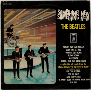 Beatles - Something New (LP, Album, Reissue, Vinyl) (gebraucht)