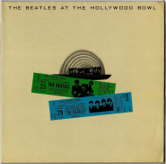 Beatles - The Beatles At The Hollywood Bowl (LP, live, Vinyl) (gebraucht VG-)