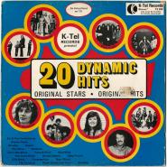 VARIOUS - 20 Dynamic Hits (LP, Comp.) (gebraucht G-)