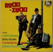 VARIOUS - RUCKI-ZUCKI (Spitzbuam, Brau-Buam,..) (LP, Comp.) (gebraucht VG-)