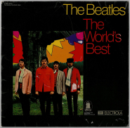 Beatles - The Worlds Bests (LP, Sonderauflage) (gebraucht VG+/G)