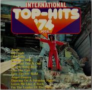 Unbekannte Künstler - International Top-Hits 74 Vocal (LP, Vinyl) (gebraucht G-)