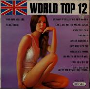 UNBEKANNTE Künstler - World Top 12 Vol. 43 (LP, Comp.) (gebraucht G)