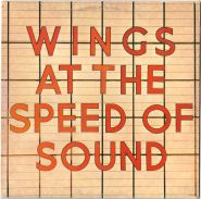 Wings - Wings At The Speed Of Sound (LP, Album) (gebraucht VG-)