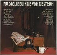 VARIOUS - Radiolieblinge von gestern (2LP-Box) (used VG)