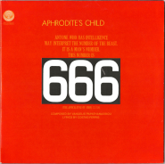 Aphrodites Child - 666 (2 LP, Album, FOC) (gebraucht)