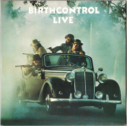 Birthcontrol - Live (2 LP, Album, FOC) (used VG-)