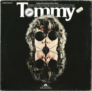 VARIOUS (The Who feat.) - Tommy the Movie (LP, Album, FOC) (gebraucht VG-)