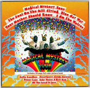 Beatles - Magical Mystery Tour (LP, Album, 180 g) (gebraucht VG+)