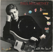 Paul Mccartney - All The Best (2xLP, Comp.) (gebraucht G)