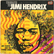 VARIOUS - Tribute To Jimi Hendrix (LP, Comp.) (gebraucht - POOR)