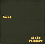 Focus - At The Rainbow (LP, Album, 180g) (gebraucht VG)