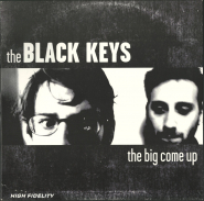 The Black Keys - The Big Come Up (LP, Album) (gebraucht VG+)