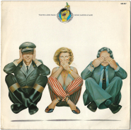 Georg Danzer - Traurig Aber Wahr (LP, Album) (gebraucht VG-)