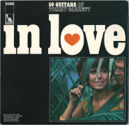 The 50 Guitars Of Tommy Garrett - In Love (LP, Vinyl) (gebraucht VG-)