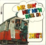 3 Meckys - Mir San Net Mitn Radl Da (LP, Album) (used VG)