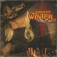 Johnny Winter - Step Back (LP, 180g Album, Clear/Red) (gebraucht NM)