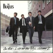 The Beatles - On Air - Live At The BBC Volume 2 (3LP, Album) (gebraucht VG+)