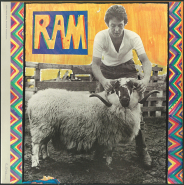 Paul and Linda McCartney - RAM (LP, Album, 180g) (gebraucht VG)