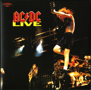 ACDC - Live (2xLP, Special Collectors Ed.) (used NM)