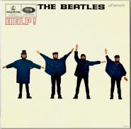 Beatles - HELP! (LP, Rem. 180g Album) (gebraucht VG+)