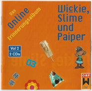 VARIOUS - Wickie, Slime Und Paiper - Vol. 2 (2xCD, Compilation) (gebraucht)