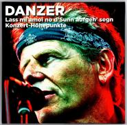 Georg Danzer - Lass mi amoi no dSunn aufgeh segn Konzert-Höhepunkte (2LP, Comp.) (gebraucht NM)