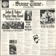 John & Yoko / Plastic Ono Band - Some Time in New York City (2LP, Album, FOC) (gebraucht VG)