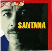 Santana - Musica Piu (CD, Comp.) (gebraucht VG+)