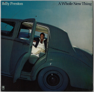Billy Preston - A Whole New Thing (LP, Album) (gebraucht VG-)