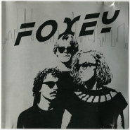 Foxey - Silver (CD, Album) (used VG-)