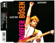 Dorfer und die Bösen - Sommer (CD, Single) (gebraucht VG+)