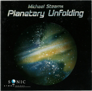 Michael Stearns - Planetary Unfolding (CD, Album, Sanyo Japan) (gebraucht VG-)