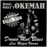 Derry Greys OKEMAH - Donau Mur Blues (CD, Live) (gebraucht VG)