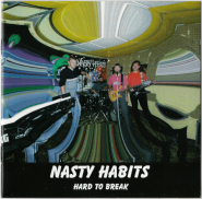 Nasty Habits - Hard To Break (CD, Album) (gebraucht VG+)
