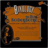 Bix Beiderbecke - Bixology Davenport Blues (LP, Comp.) (gebraucht G+)