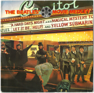 The Beatles Movie Medley (Vinyl, 7) (gebraucht VG-)